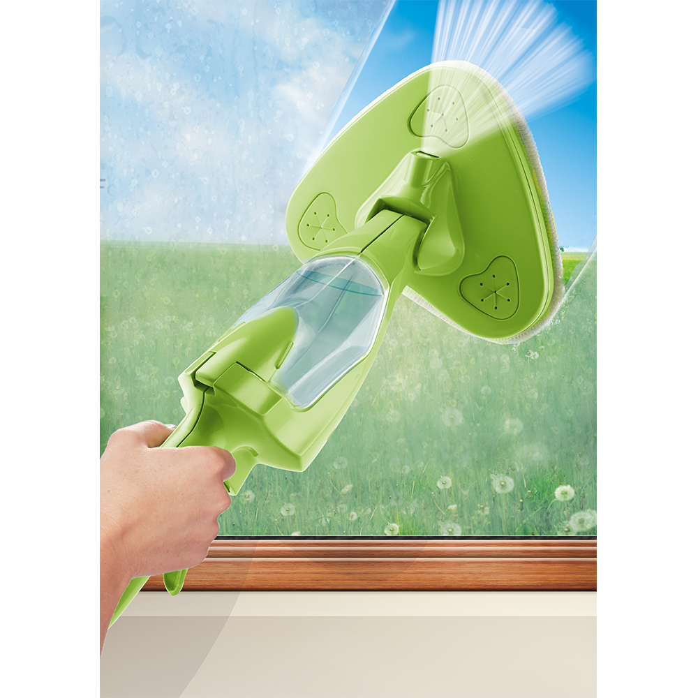 Startschuss f r den fr hjahrsputz mit grafner nass und for Fenster nass