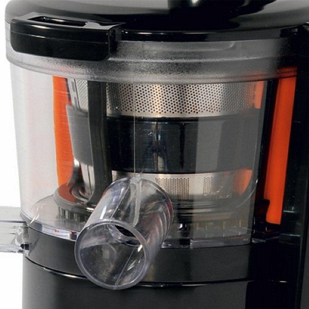 Nutrilovers Slow Juicer Elektrischer Entsafter : Elektrischer Entsafter Slow Juicer Saftpresse schonendes entsaften Obstpresse