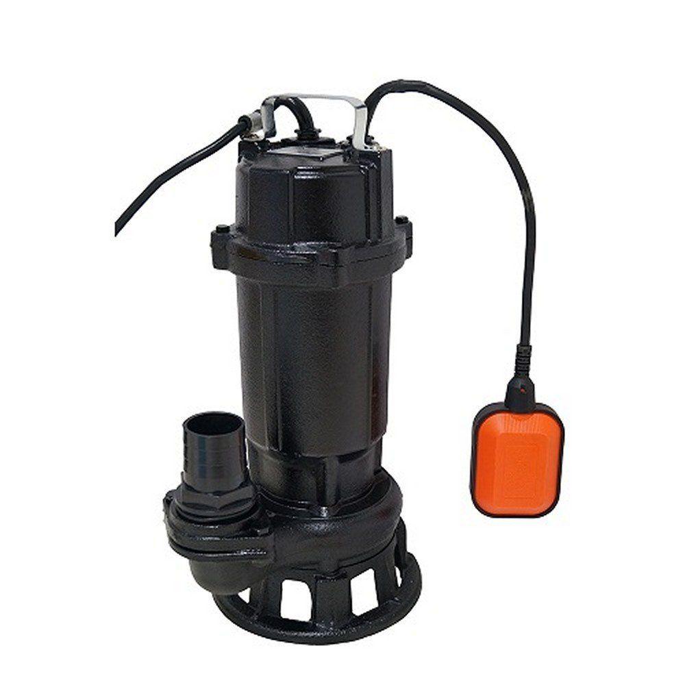 schmutzwasserpumpe f kalienpumpe mit schneidwerk pumpe tauchpumpe 750 w ebay. Black Bedroom Furniture Sets. Home Design Ideas