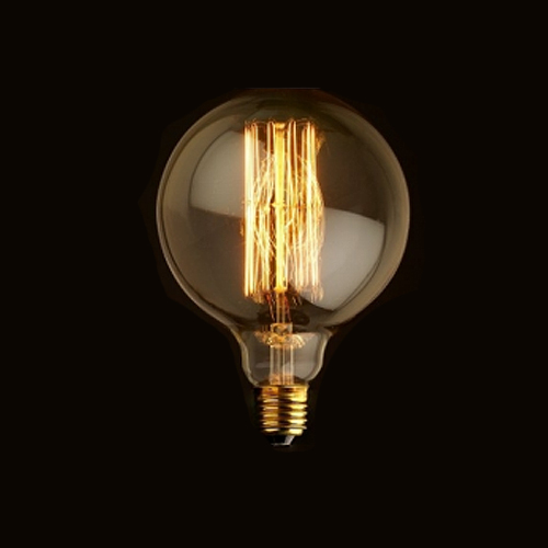 grafner vintage gl hlampe gl hbirne lampe retro antik 30er edison nostalgie e27 ebay. Black Bedroom Furniture Sets. Home Design Ideas