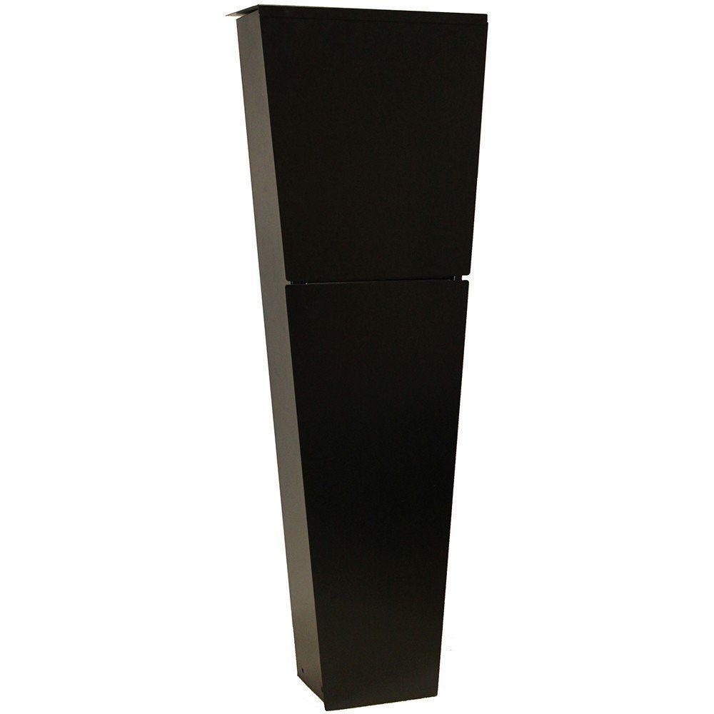 grafner designer beschichteter edelstahl briefkasten standbriefkasten b ware ebay. Black Bedroom Furniture Sets. Home Design Ideas