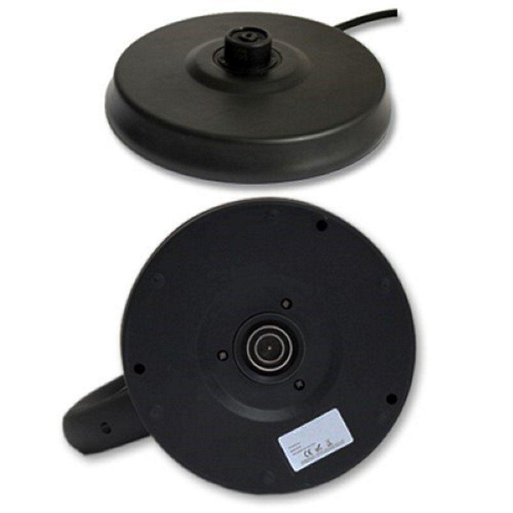 sarcona 1 7 liter edelstahl wasserkocher kabellos 1 8 l 1800w drehbar ebay. Black Bedroom Furniture Sets. Home Design Ideas
