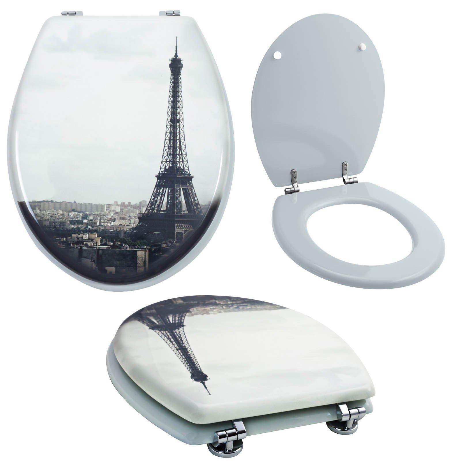 grafner wc sitz toilettensitz toilettendeckel klodeckel brille stylisches design ebay. Black Bedroom Furniture Sets. Home Design Ideas