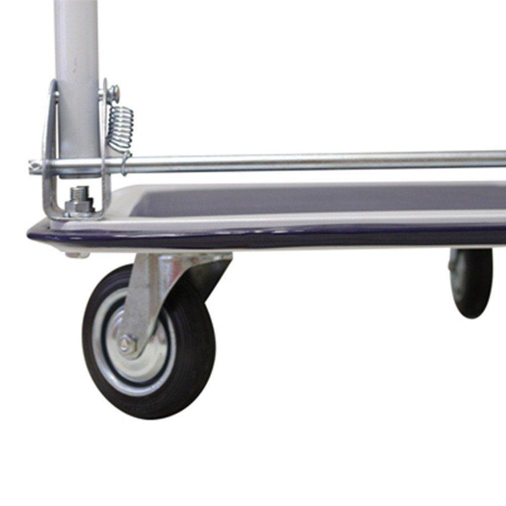 grafner 300kg schwerlast plattformwagen transportwagen wagen klappbar sackkarre ebay. Black Bedroom Furniture Sets. Home Design Ideas