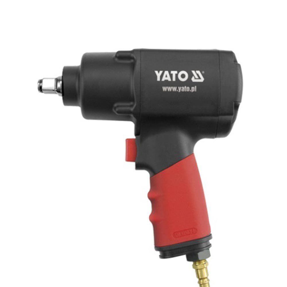 yato profi druckluft schlagschrauber 1356nm f r kompressor. Black Bedroom Furniture Sets. Home Design Ideas