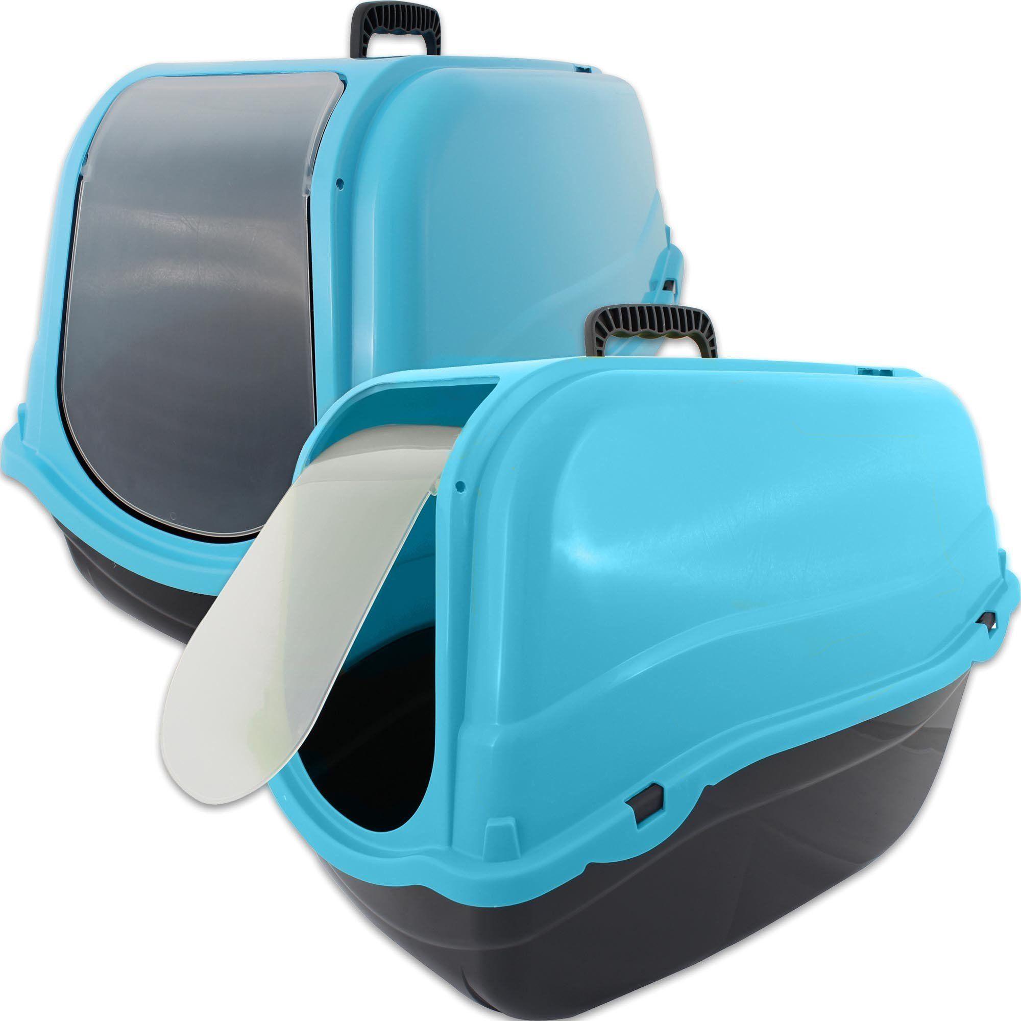 xxl katzentoilette haubentoilette jumbo klo katzenklo filter wc toilette n473 ebay. Black Bedroom Furniture Sets. Home Design Ideas