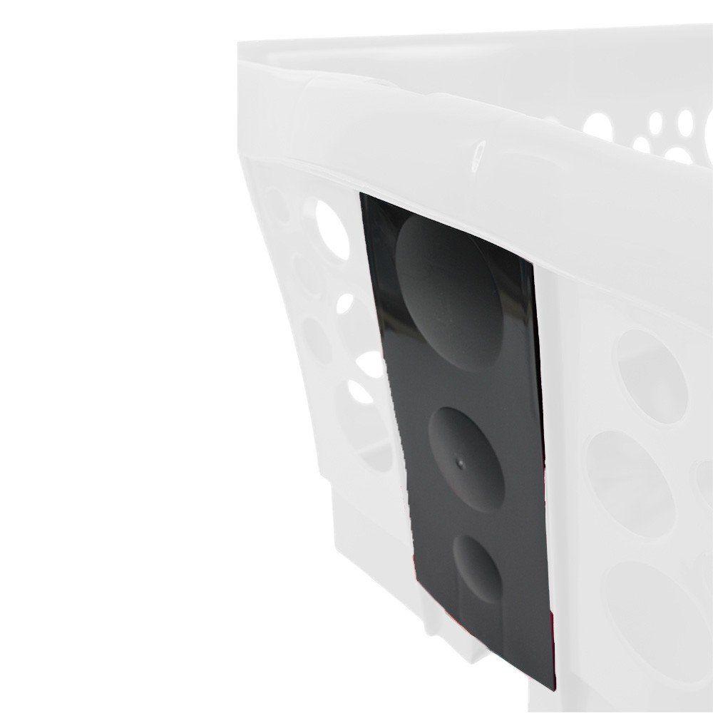 w schesammler w schewagen w schekorb w schesortierer w schebox mit beinen wei ebay. Black Bedroom Furniture Sets. Home Design Ideas