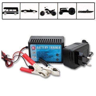 12v kfz batterieladeger t entladeger t batterietrainer auto batterie ladeger t ebay. Black Bedroom Furniture Sets. Home Design Ideas