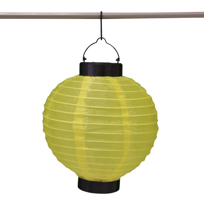 anmutiger led solar lampion bunt 30 cm lampions solarlampion chinesische laterne ebay. Black Bedroom Furniture Sets. Home Design Ideas