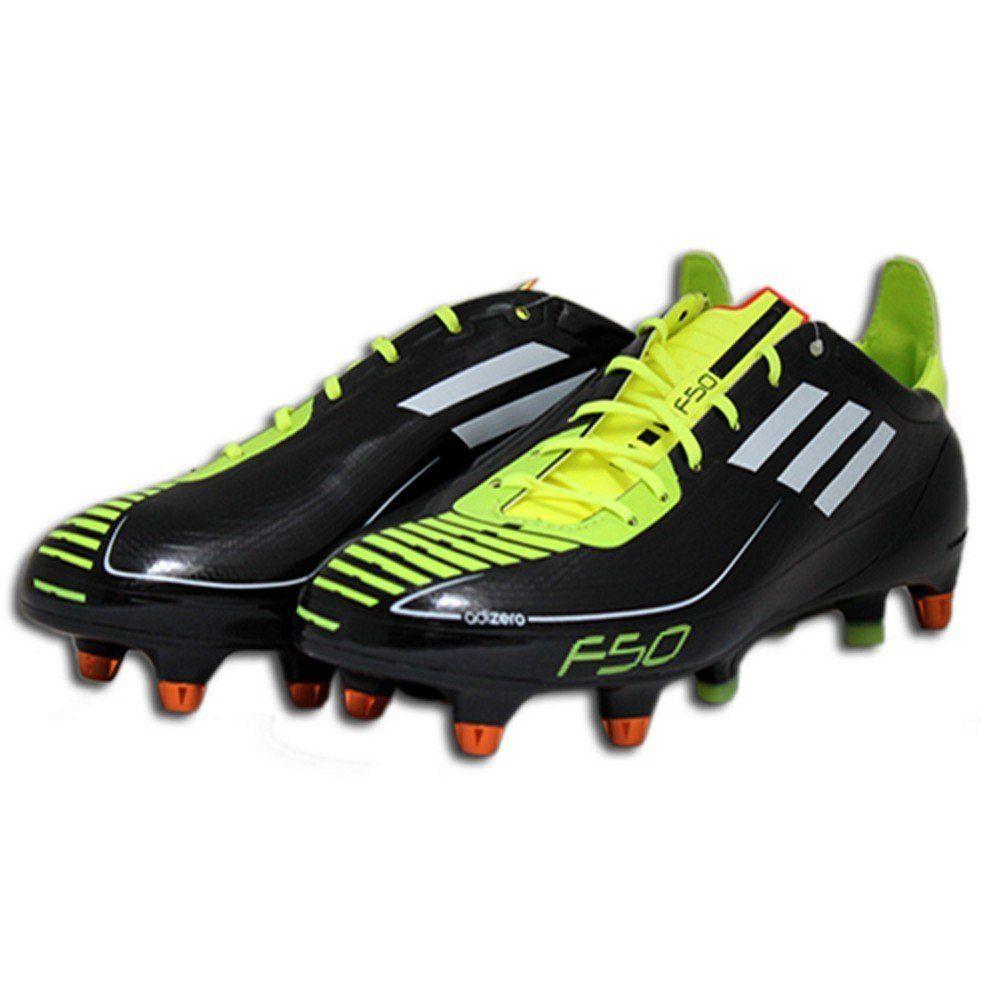 competitive price b31b4 6b2c8 Das Bild wird geladen Adidas-Adizero-F50-Xtrx-SG-syn-Herren-Fussballschuh-