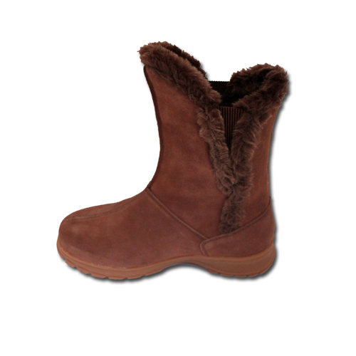 Damenstiefel-Kamik-Greenwich-Schneestiefel-Boots-Schlupfstiefel-Stiefel-Damen