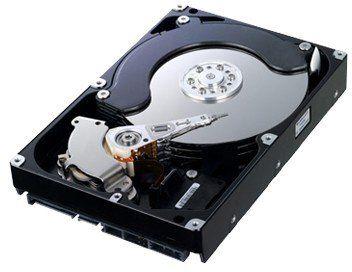 250 GB SATA Festplatte