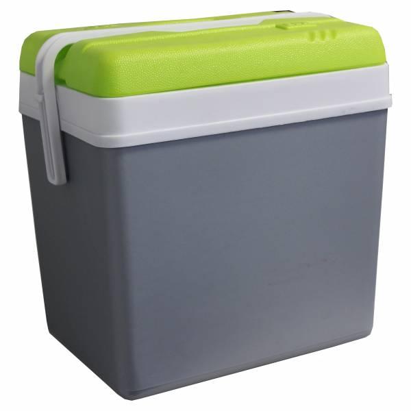 EDA Kühlbox 24 Liter grau / grün 1092-20