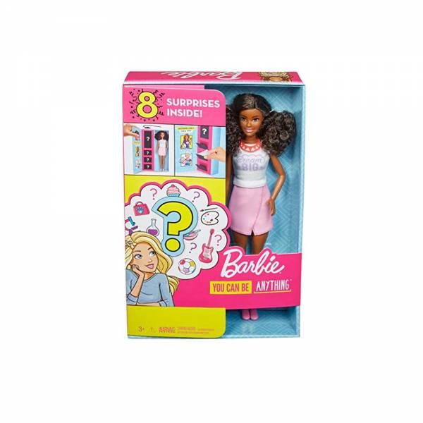 Barbie Mattel Puppe Spielset Zubehör Überraschung Kleidung You can be anything