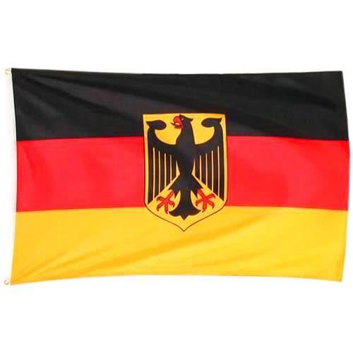 Deutschland Flagge 90 x 150 cm Deutschlandfahne mit Adler