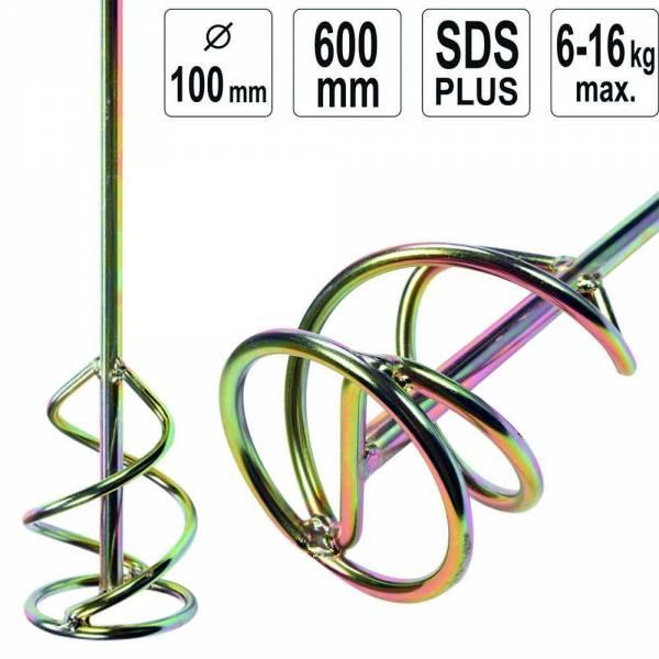 YATO Rührer SDS Plus Ø 100 x 600 mm YT-5493
