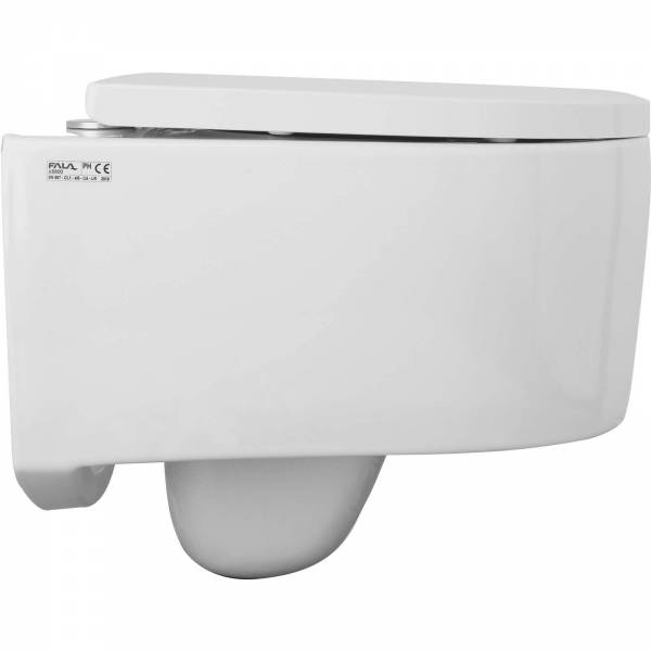 Fala spülrandloses Hänge-WC | incl. Softclose-Deckel