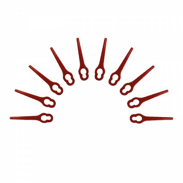Grafner® Ersatzmesser 10 Stück für RT10854