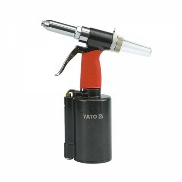 YATO Profi Druckluft-Nietpistole pneumatisch YT-3618