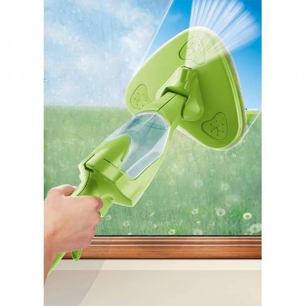 Teleshop Clever Clean Ultimate Fenster Sprühmop Reiniger