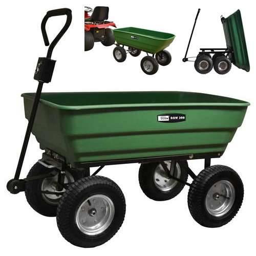 Güde Gartenwagen GGW 300 Bollerwagen max. 300 kg Transportwagen