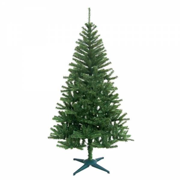 künstlicher Weihnachtsbaum grün 120 cm mit Ständer