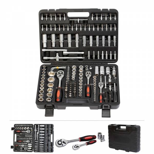 Grafner® Steckschlüsselsatz 135 teilig SS10871