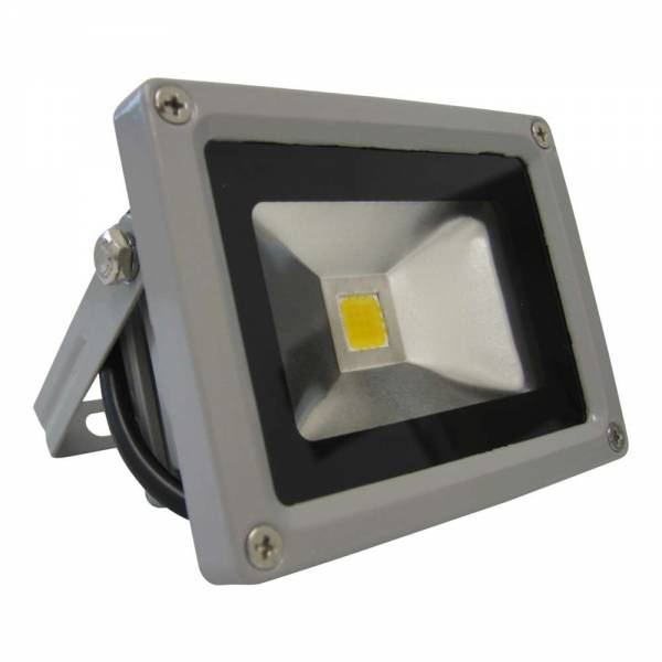 Grafner LED Flutlichtstrahler Warmweiß 10 Watt Außenwandstrahler