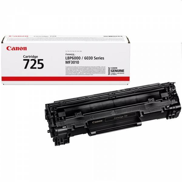 Canon Tonerkartusche Cartridge 725 schwarz