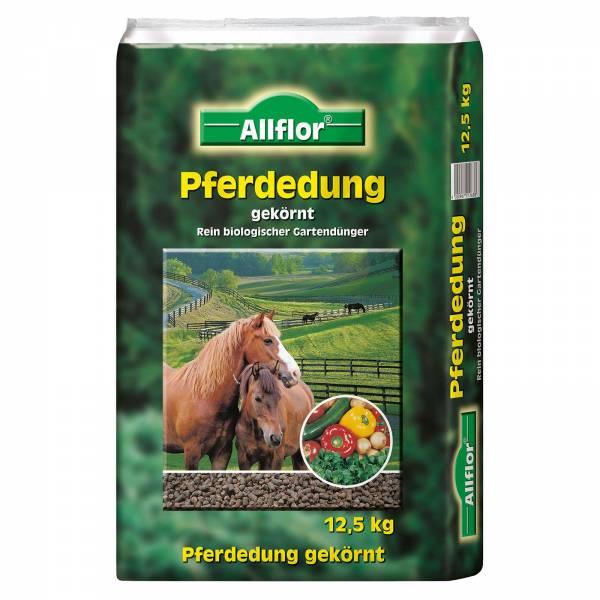 Allflor Pferdedung 12,5 kg Beutel