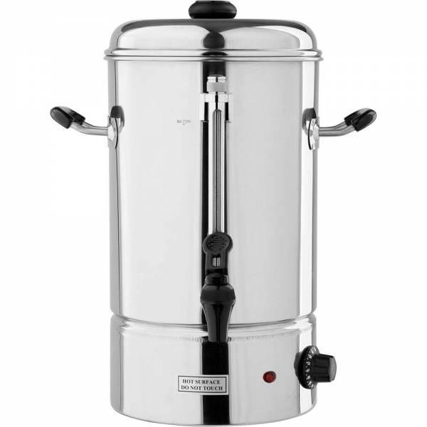 YATO Profi Edelstahl Heisswasserbehälter YG-04311 9Ltr. 2000Watt Heißgetränkeautomat Glühweinkocher