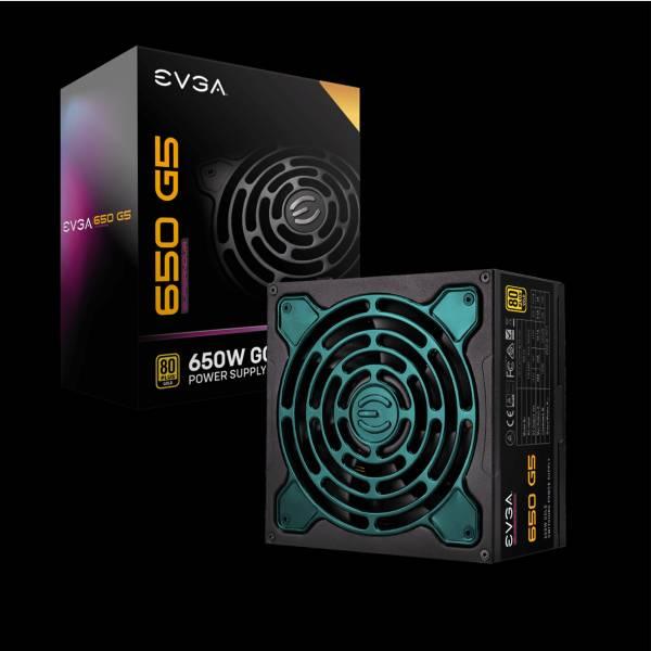 PC-Netzteil EVGA 650 W 80+ Gold