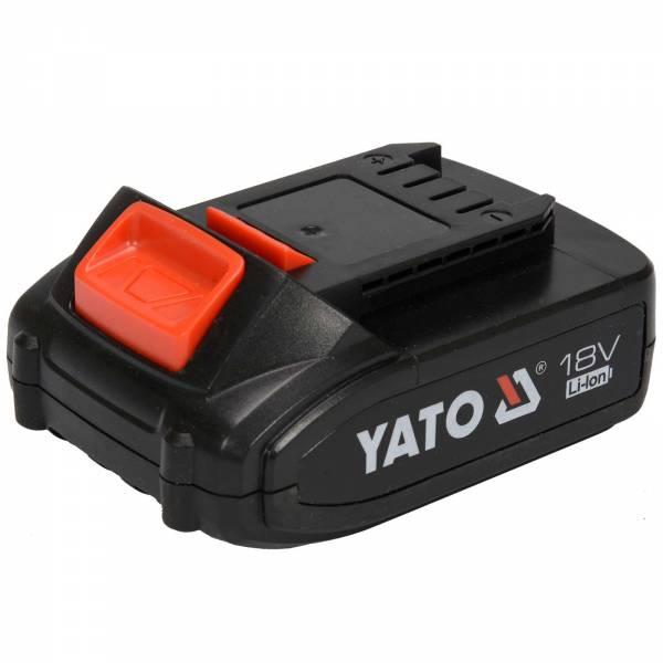 YATO Profi Akku 18V LI-ION 2000 mAh YT-82842
