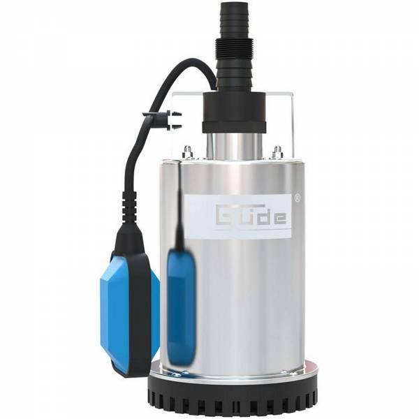 Güde Flachsaugerpumpe GFS 4000 INO 400 Watt 7.000 l/h Pumpe