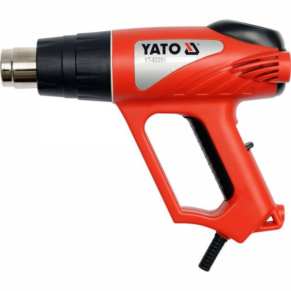 YATO Profi Heissluftpistole 2000 Watt