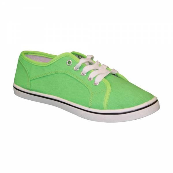 Damen Sneaker Größe: 37 / Farbe: Neongrün