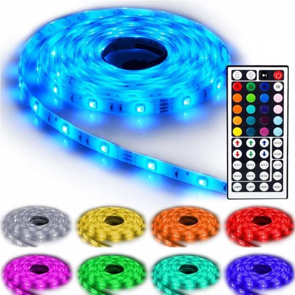 NINETEC LED Strip Band RGB 5 Meter Flash30 IP65