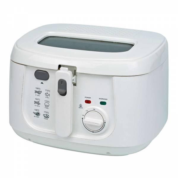 Deski Fritteuse 2,5 Liter 1800 Watt | weiß | 613-400470