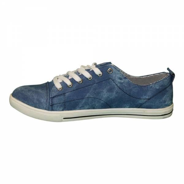 Herren - Schnürer Sneaker Größe: 43 / Farbe: Blau