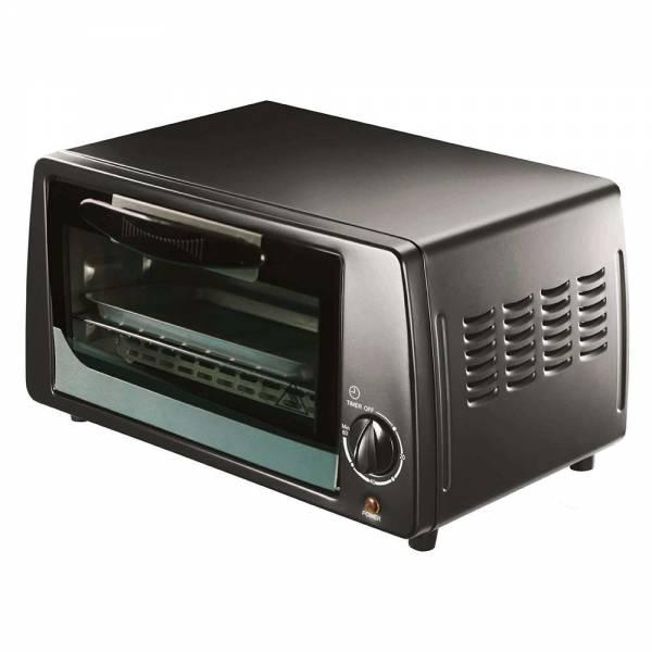 Grafner Mini - Ofen 9 Liter 800 Watt Mini Backofen Pizzaofen