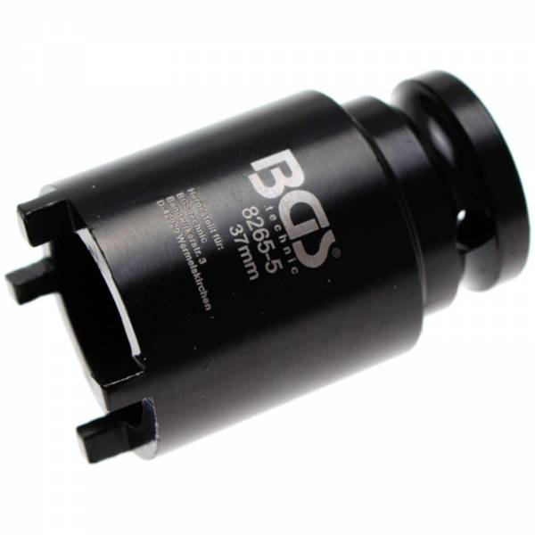 BGS Profi Nutmutternschlüssel | Zapfen außen liegend | 37 mm 8265-5