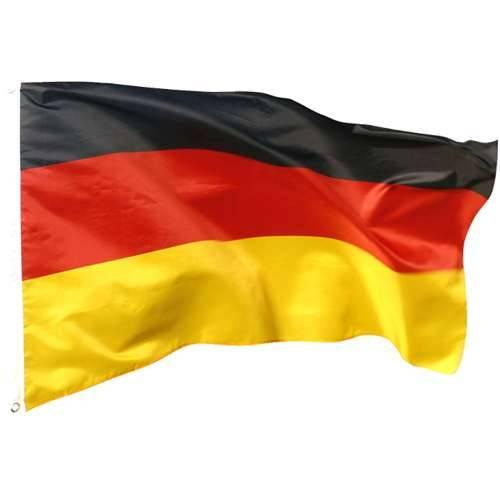 Deutschland Flagge 90 x 150 cm Deutschlandfahne