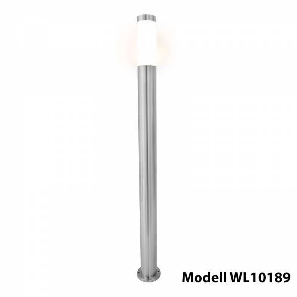 Grafner Edelstahl Wegleuchte 10S10 Gartenlampe 100 cm