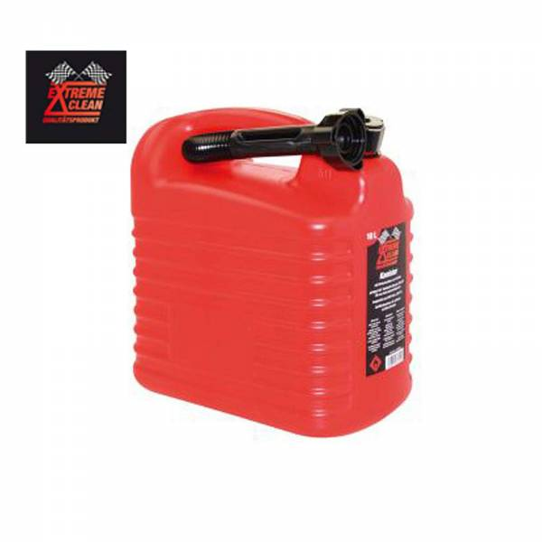 Extreme Clean Reserverkanister 10 Liter mit Stutzen 74-876925