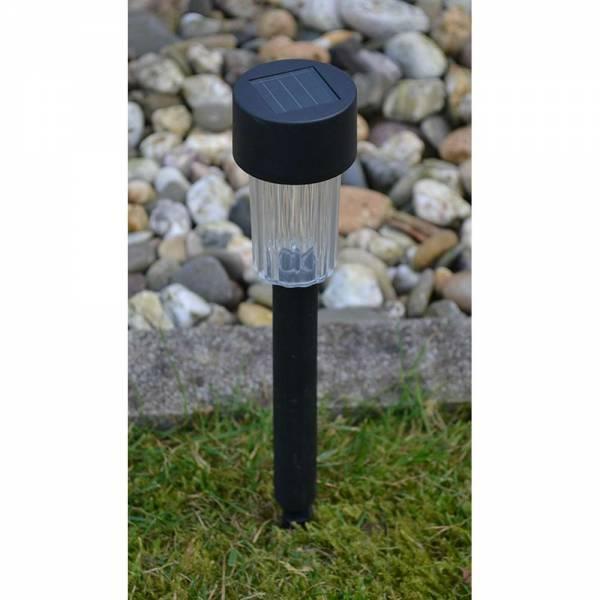 24er Set LED Solarlampen/Gartenleuchte m. Erdspieß 30,5 cm Gartenbeleuchtung