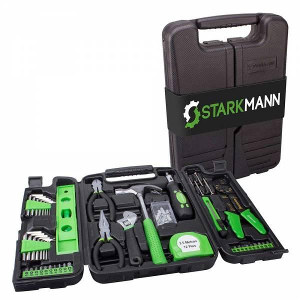 Starkmann 99-Teile Set Schwarz