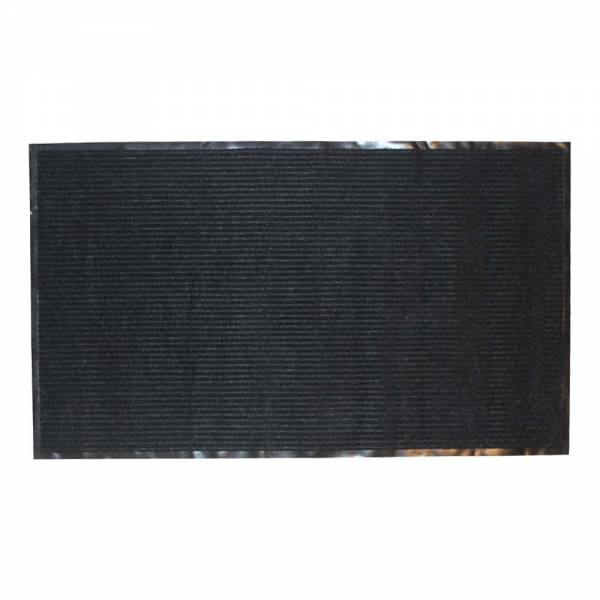 Schmutzfangmatte / Schmutzfangmatten 90x150cm m. Rand & Antirutsch-Gummi gerippt