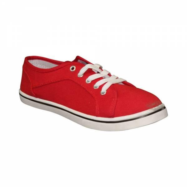 Damen Sneaker Größe: 36 / Farbe: Rot
