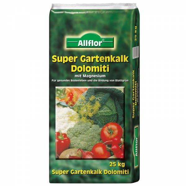 Allflor Super Gartenkalk Dolo 50-40 25 kg Beutel