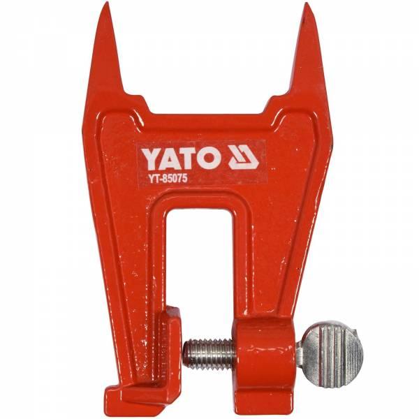 YATO Profi Feilbock für Kettensägen | YT-85075